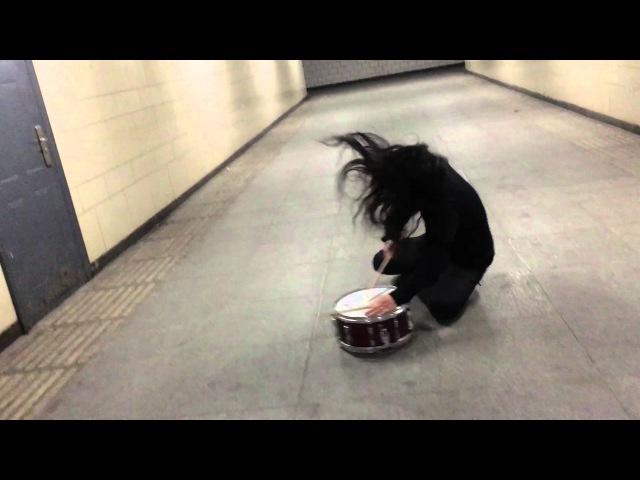 Ryosuke Kiyasu live on the street in Beijing China February 21 2016