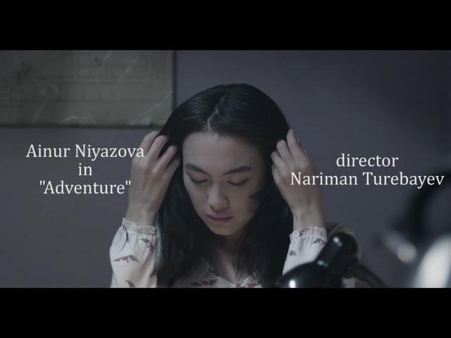 Ainur Niyazova in