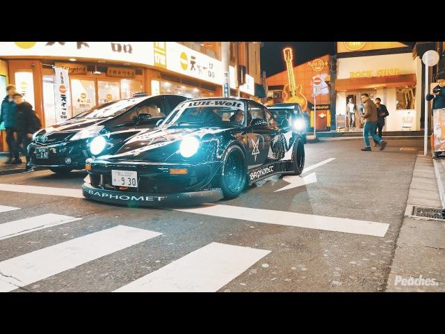 2017 RWB Porsche Tokyo Meet After Movie (4K)