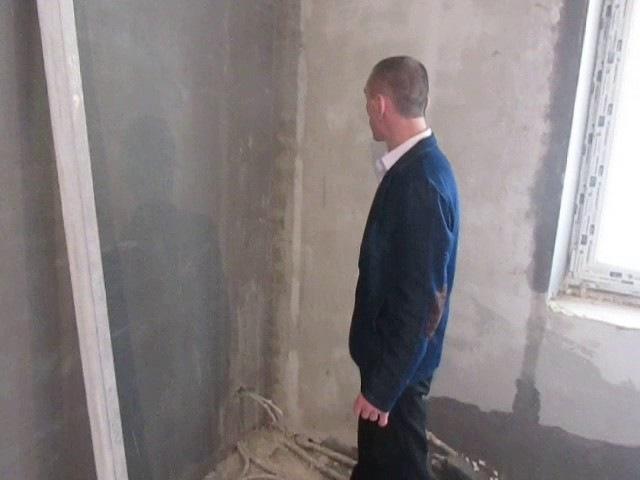Как выглядят штукатурные стены с допуском по Снипу