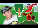 Hide and Seek Song with Matt Where Are You Learn English Kids Children