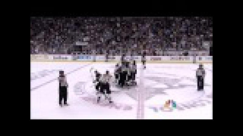 Evgeni Malkin vs Patrice Bergeron fight June 1 2013 Boston Bruins vs Pittsburgh Penguins NHL Hockey