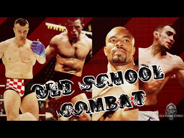 Old School MMA 17 КроКоп Дженс Палвер Фергюсон Вудли Рич Франклин