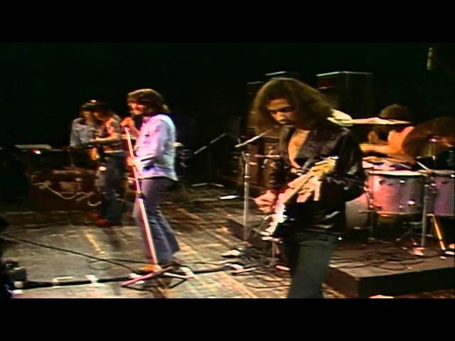 Deep Purple - Smoke On The Water live in USA 1973 HD