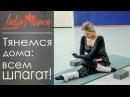 Эффективные упражнения для домашней растяжки
