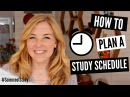 How to plan your ideal STUDY SCHEDULE! | Science of Study 3 | Maddie Moate