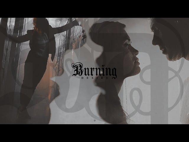 Martin parrish • burning desire [HBD JUDY]