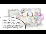 Card Series 127 - Pion Design Light as a Feather