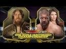 WWE Raw Daniel Brayan v/s Triple H (Post Wretlemania 30)