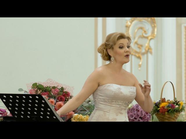 Оксана Шилова - Непокорная любовь - Ш. Гуно / Oxana Shilova - О ma belle rebelle - Ch. Gounod
