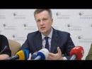 Удар нижче пояса Наливайченко в прямому ефірі показав докази корупції оточен