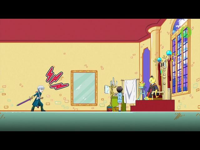 Квест Коро сэнсэя Koro sensei Quest 11 серия русская озвучка AniMur Shut смотреть онлайн без регистрации