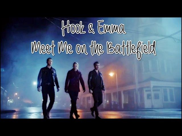 Hook Emma    Meet Me on the Battlefield.