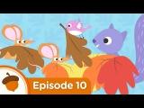 10 серия - Обучающий мультфильм на английском языкеJump Up, Jump In  Treetop Family Ep.10  Cartoon for kids