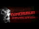 Dinosaur Revolution opening Walking With Beasts style