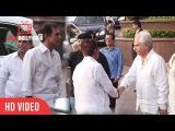 Ramesh Sippy And AbbasMustan  At Aishwariya Rai Father Krishnaraj Rai Prayer Meet