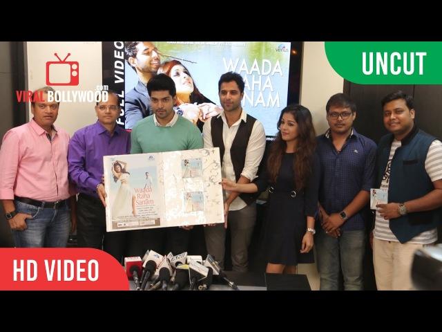 Uncut Gurmeet Chaudhari Single Waada Raha Sanam Launch Viralbollywood