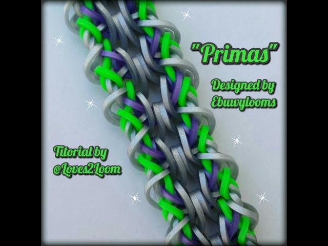 Primas Hook Only BraceletRainbow Loom How To
