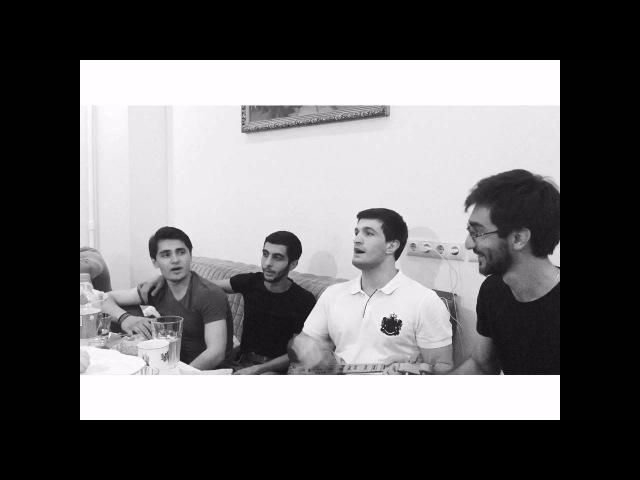 Omexi Chxapelia,Tornike Kvitatiani,Luka Ramishvili