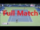 Anastasia Pavlyuchenkova vs Qiang Wang Full Match HD - Quarterfinals  WTA Toray Pan Pacific Open