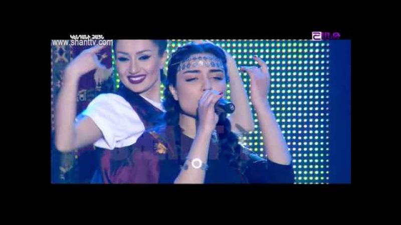 X-Factor4 Armenia-Gala Show 2-Emanuel Mariam-Ampi takic jur e galis 26.02.2017