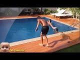 Best friends pool challenge desafio da piscina jacy and kacy for kids girl