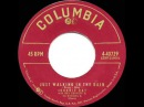 1956 HITS ARCHIVE: Just Walking In The Rain - Johnnie Ray (1 hit)