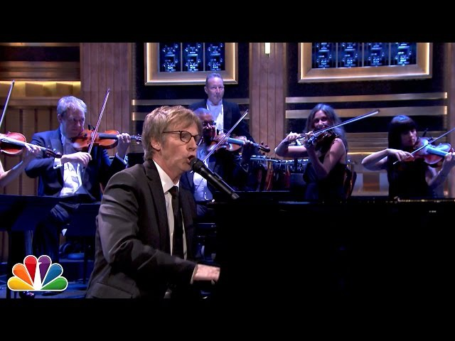 Dana Carvey Performs Choppin' Broccoli with Orchestra