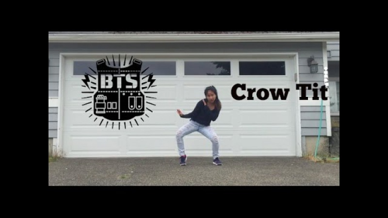 BTS(방탄소년단) ❤ Crow Tit/Try Hard/Silver Spoon(뱁새) Dance Cover