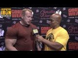 Dennis Wolf Interview The Big Bad Wolf's Olympia 2017 Predictions  Generation Iron