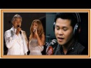 Celine Dion/Andrea Bocelli Marcelito Pomoy sings The Prayer the contrast