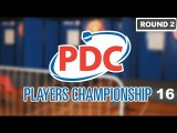 Players Championship 16 - Round 2 Kim Huybrechts v Keegan Brown HD