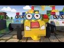 Мультик про машинки Чичиленд Новый мир Мультфильмы для детей