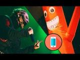 Corey Taylor VS Inflatable Man