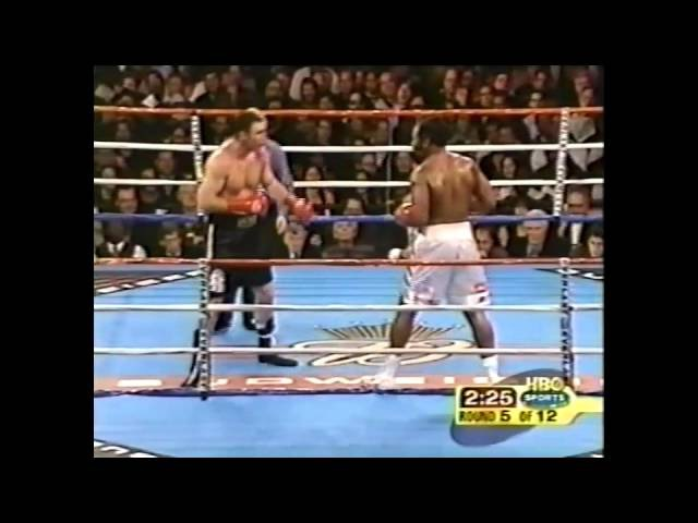 Lennox Lewis vs Vitali Klitschko Highlights