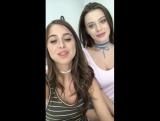 Riley Reid и Lana Rhoades трансляция в Periscope