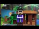 Лего Майнкрафт Хижина ведьмы 21133 Обзор. Видео про игрушки LEGO Minecraft 2017