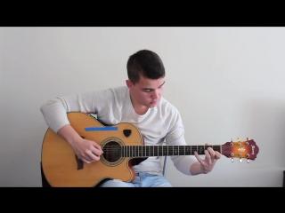 17 песен (саундтреков) к популярным сериалам за 8 минут на гитаре
