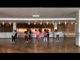 Танец розовая пантера ( кошки)