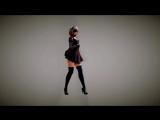 Nier Automata - 2B Dance ❤