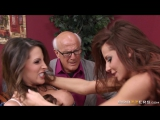 Kortney Kane &amp Madison Ivy Securing the Will
