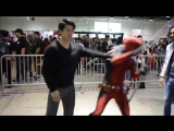 Genji and Deadpool
