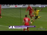Чемпионат Германии 2016-17 / Лучшие голы 29-го тура / Топ-5 [HD 720p]