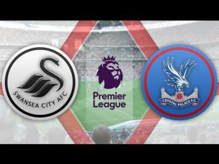 Суонси 5:4 Кристал Пэлас   Чемпионат Англии 2016/17   Премьер Лига   13-й тур   Обзор матча