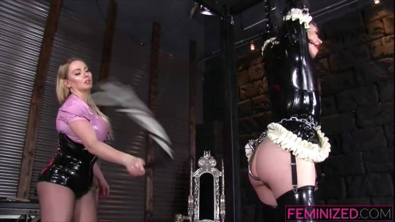 Mistress Lexi Sindel and Natalie Mars The