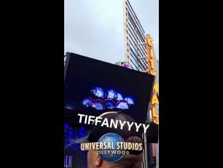 Sex at universal studios