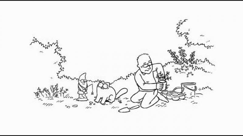 Кот Саймона 2