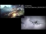 Сравниваем трейлеры BF1 и CoD WWII (Спойлер. CoD выглядит спизженной )