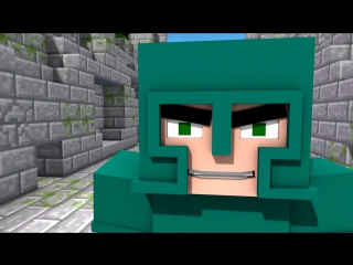 Psycho Girl 1-7 The Complete Minecraft  Music Video Movie - Minecraft Songs and Minecraft Movie-1.mp4