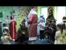 Как дети деда Мороза танцевать учили